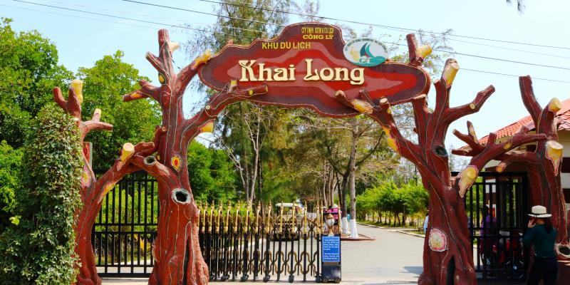 Khu du lịch sinh thái Khai Long
